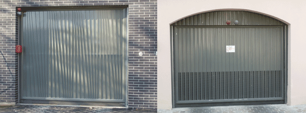 Porte de garage professionnel alium concept for Porte de garage sectionnelle professionnel